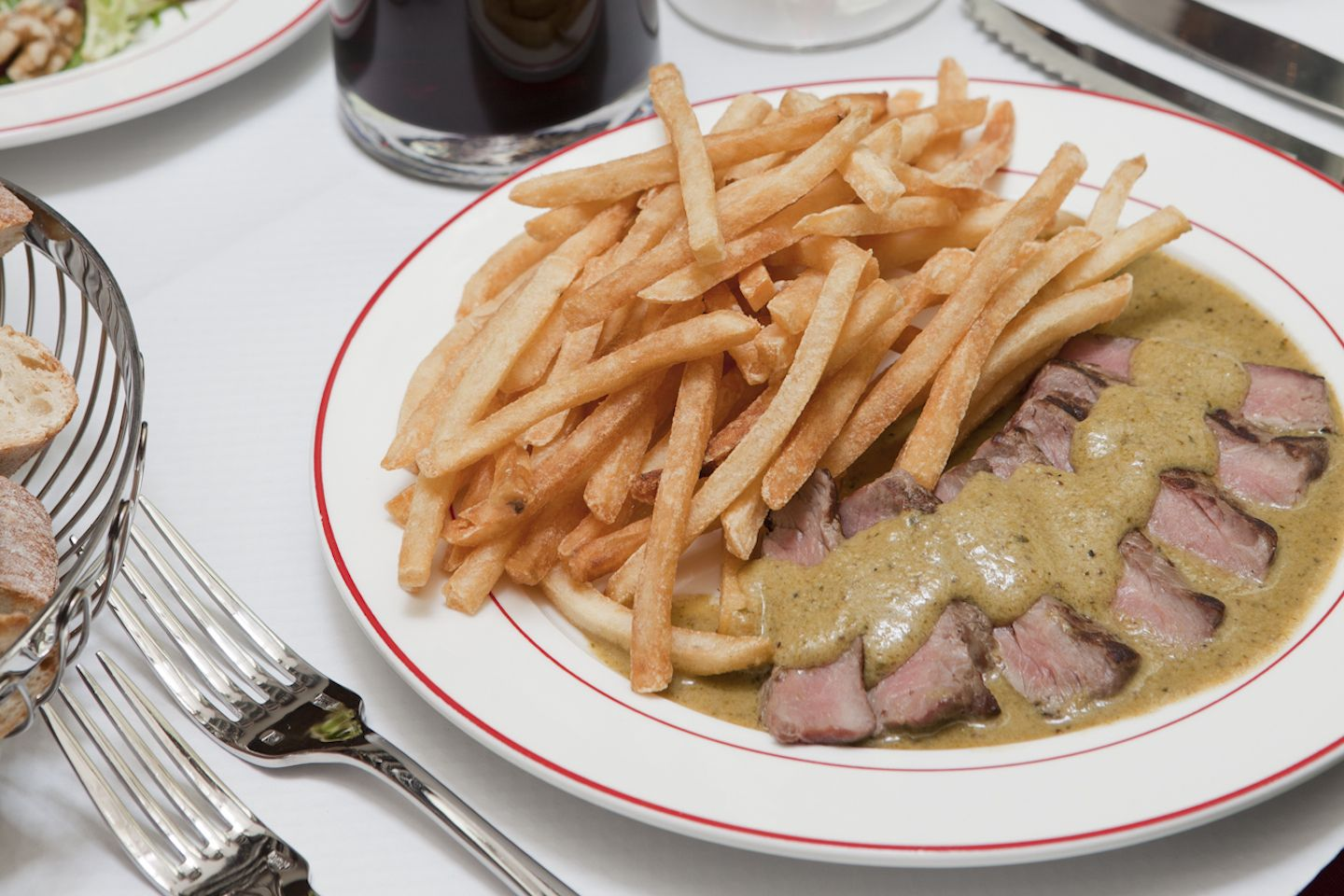 Authentic French Restaurant L'Entrecote The French Brasserie