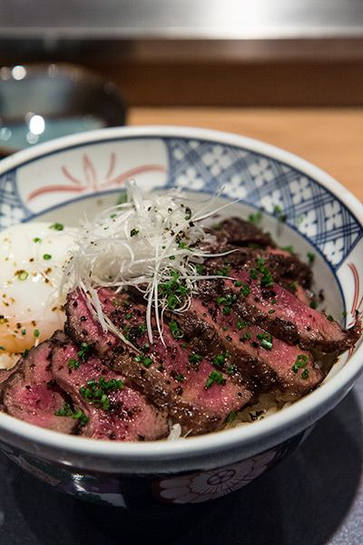 Best wagyu dishes with Weeloy Foodies