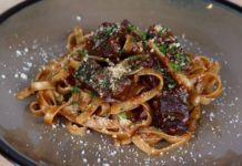 delicious pastas with weeloy foodies