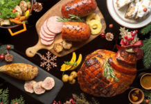best christmas dinners by Weeloy foodies