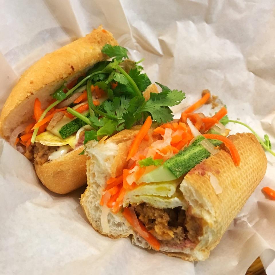 sandwich saigon Vietnamese eateries with Weeloy